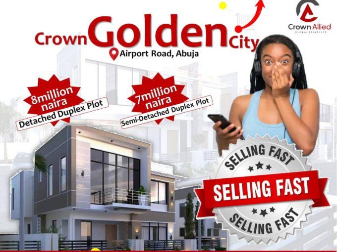 Crown Golden City