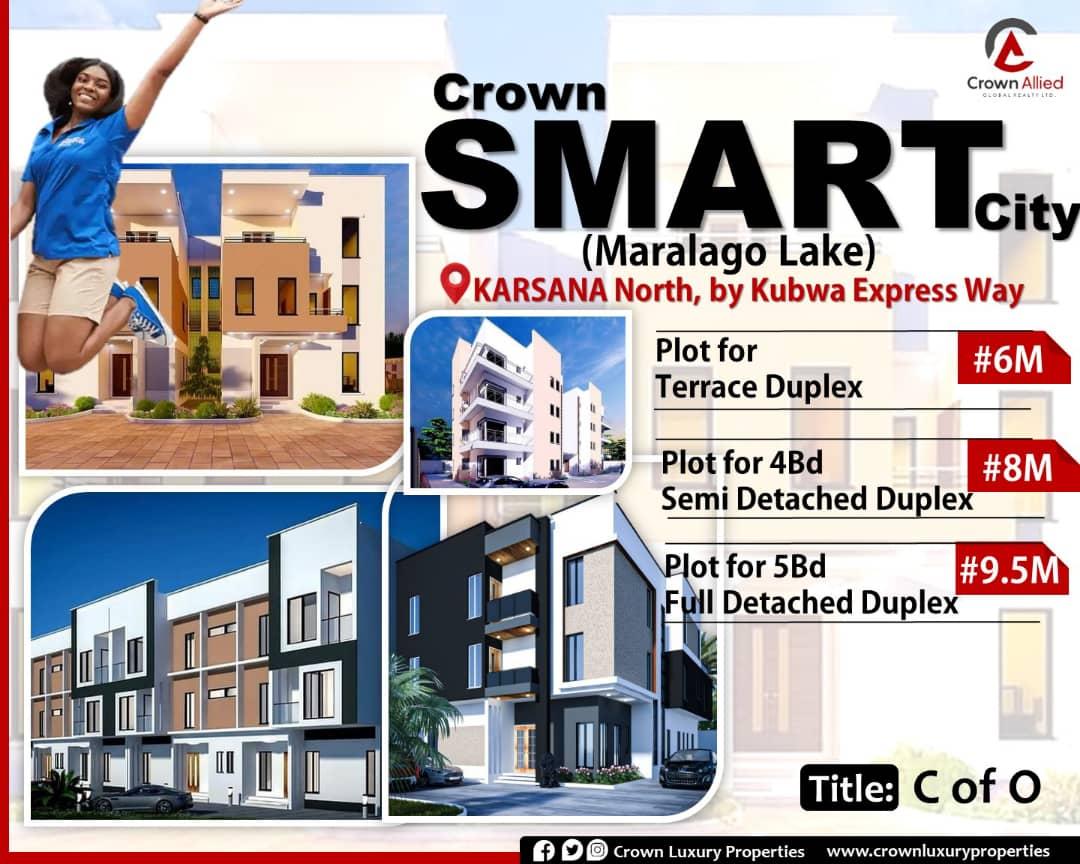 Crown Smart City