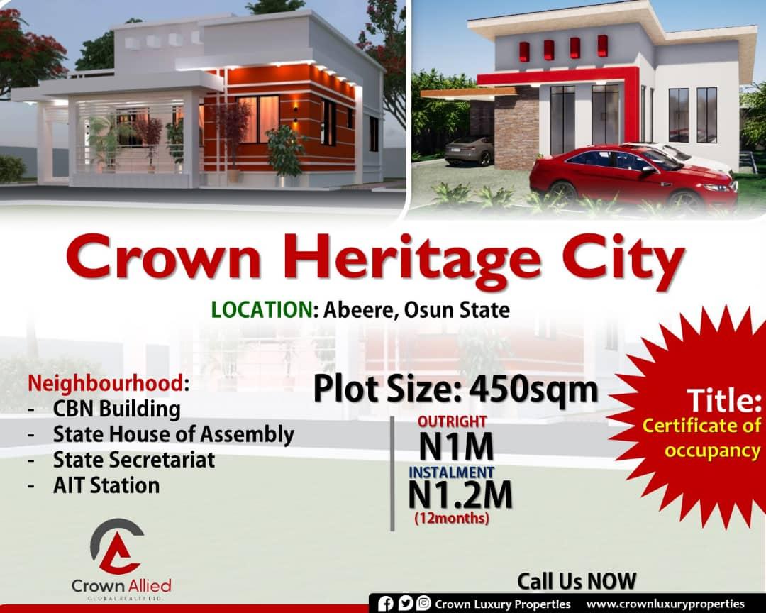 Crown Heritage City